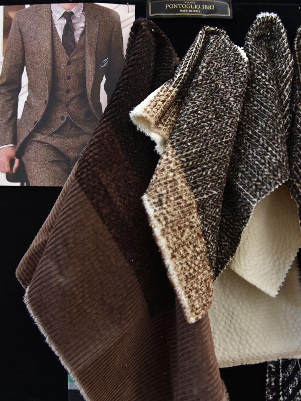 velvet classic tweed