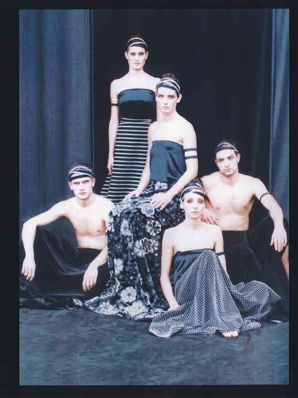 Vogue Tessuti Fall Winter '01/'02