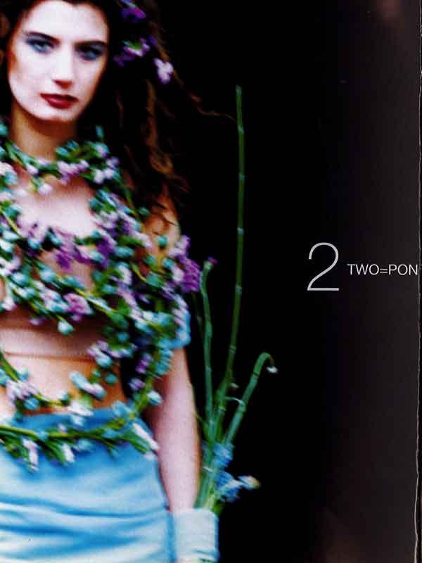 Vogue Tessuti 2000