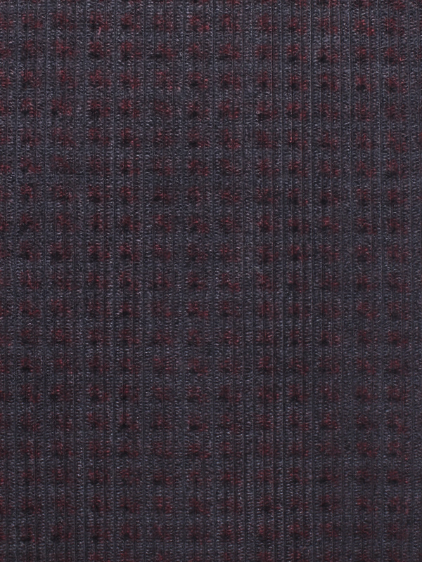 VELLUTO / JAQUARD ETNICO - 608 Q91 BL