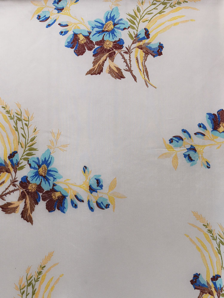 ANTIQUE FLOWER VISCOSE - P94 F17 LV