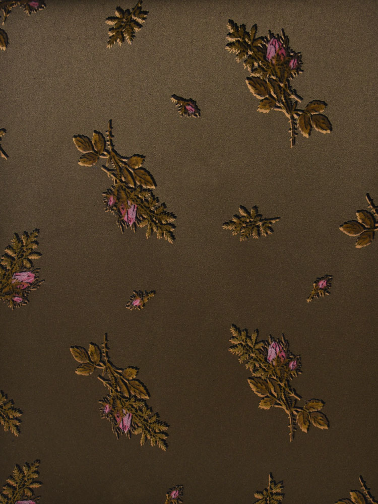 ANTIQUE FLOWER VELVET - 740 F11 N0
