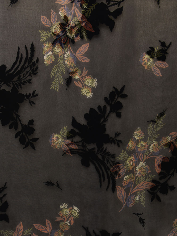 ANTIQUE FLOWER VELVET - L21 F21 LV