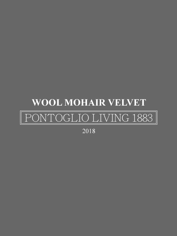WOOL MOHAIR VELVET