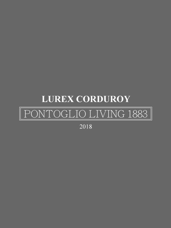 LUREX CORDUROY
