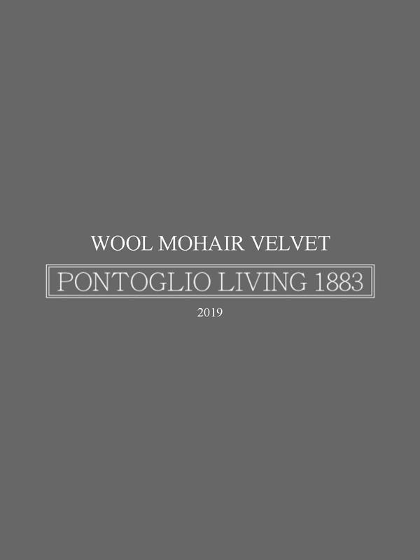 WOOL MOHAIR VELVET 2019