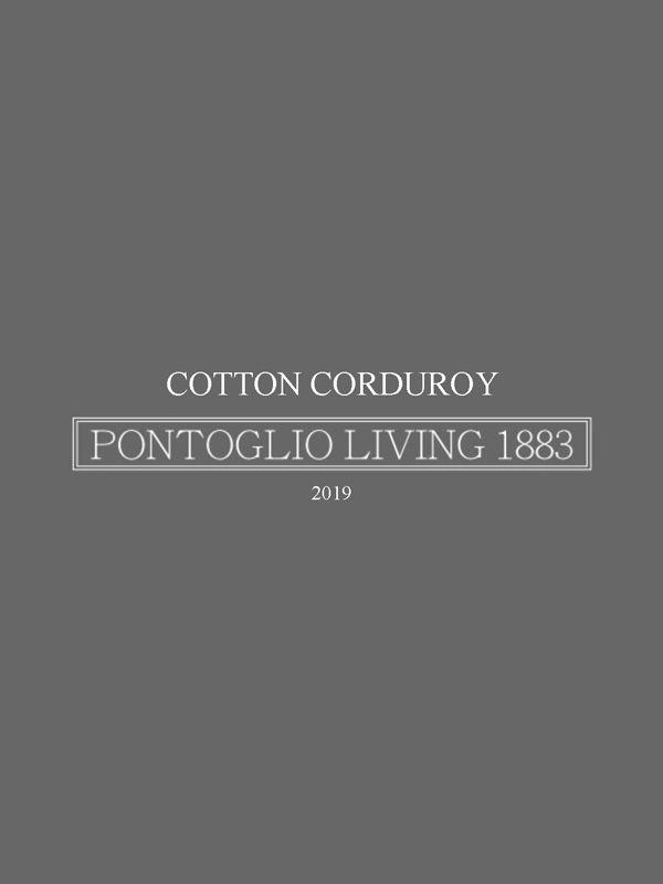 COTTON CORDUROY 2019