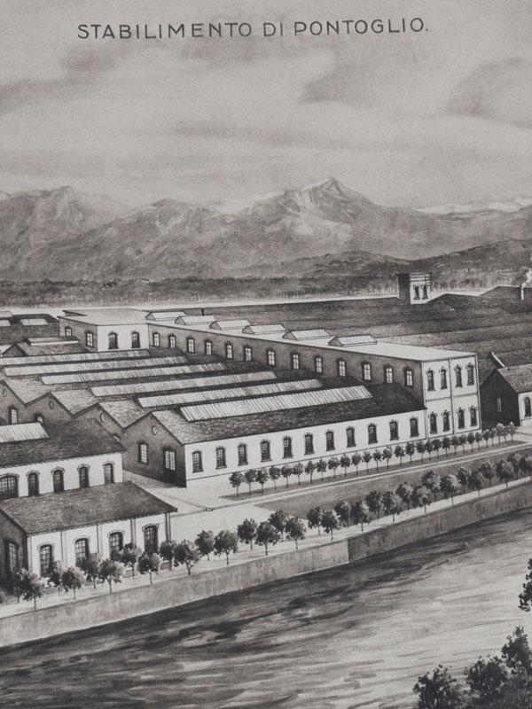 Pontoglio S.p.A. - Collezione History - La nostra qualità nella storia