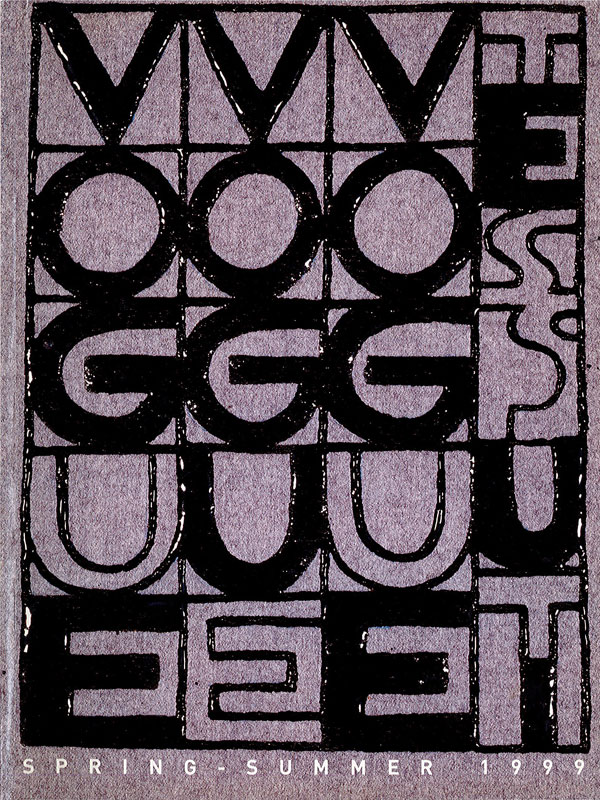 VOGUE TESSUTI SPRING SUMMER '99