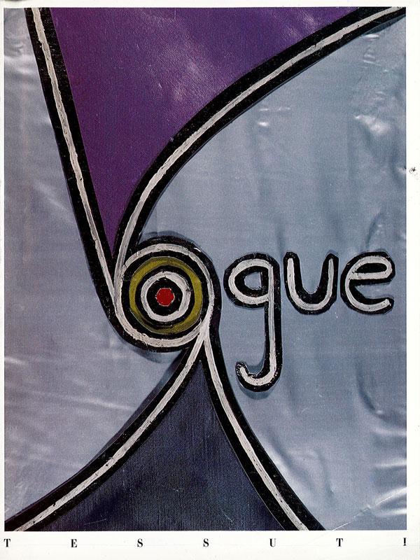 VOGUE TESSUTI '97 '98