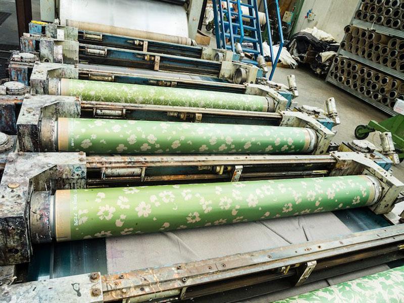 Tessuto Stampato Pontoglio, la pregiatezza del Made In Italy sulla stampa di tessuti